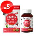 日本味王 蔓越莓口含錠升級版(60粒/瓶...