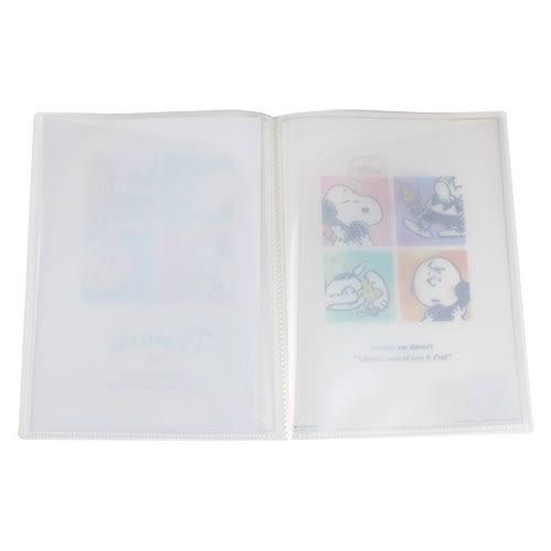 SNOOPY 10層檔案資料夾(粉彩分割圖畫)★funbox★KAMIO_KM84150