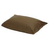 健康透氣枕 含枕套 深褐 63x43 NITORI宜得利家居