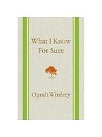 二手書博民逛書店 《What I Know for Sure》 R2Y ISBN:1250054052│Winfrey