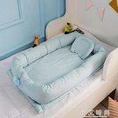 電動嬰兒床 嬰兒床中床新生兒童床便攜式防驚嚇哄睡神器可摺疊睡籃寶寶仿生床 小艾時尚 NMS