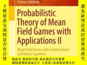 二手書博民逛書店Probabilistic罕見Theory Of Mean Fi