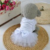 雪納瑞泰迪博美貴賓犬小狗狗洋裝夏裝 春裝寵物公主洋裝子【快速出貨】