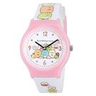 【角落生物可愛手錶】角落生物 高質感 可愛 手錶 粉白色 日本正版 該該貝比日本精品 ☆