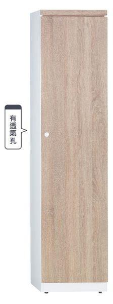 【森可家居】小北歐1.5尺鞋櫃 7JX273-3 木紋質感 細長窄型 高 收納櫃 北歐鄉村風