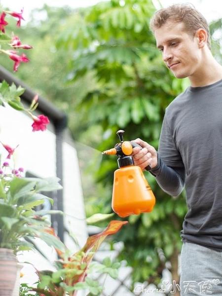 灑水壺澆花噴壺家用澆水灑水壺高壓氣壓式消毒專用壺噴霧器瓶壓力噴水壺 小天使