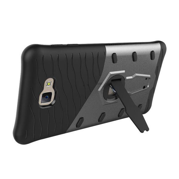 King*Shop---三星On5 2016手機殼SM-G5700保護套 2016版ON5戰甲外殼G5700皮套