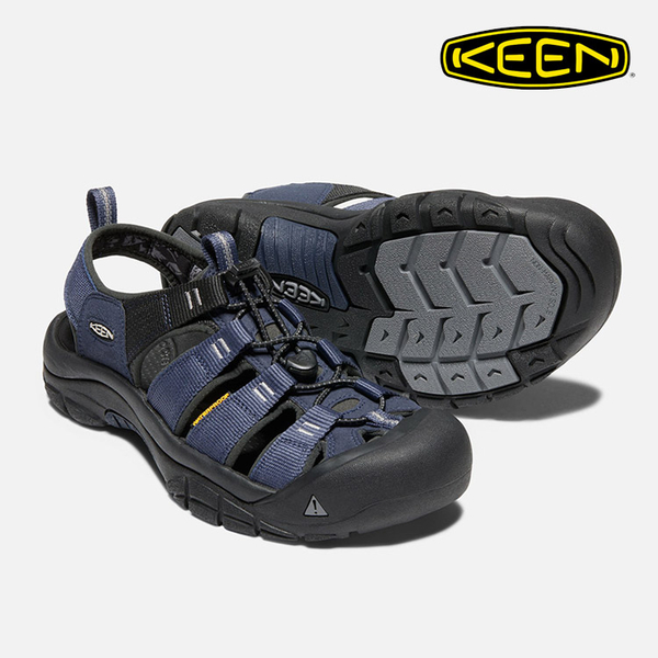KEEN 男款 織帶涼鞋Newport Hydro 1018940 / 城市綠洲 (水陸兩用、輕量、戶外休閒鞋、運動涼鞋)