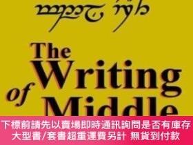 二手書博民逛書店The罕見Writing Of Middle EarthY255174 Hl Fourie Createspa
