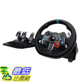 [8美國直購] Logitech Dual-motor Feedback Driving Force G29 Gaming Racing Wheel with Responsive Pedals for PS4