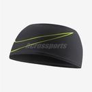 Nike 頭帶 Dri-Fit Swoosh HeadBand 黑 綠 籃球 跑步 頭巾 髮帶【ACS】 NRN5102-3OS