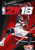 PS4-二手片 NBA 2K18 傳奇中文版  PLAY-小無電玩