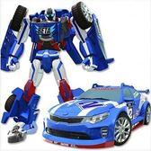 【震撼精品百貨】機器戰士TOBOT~BETA ENG 跑車變形機器戰士#01053