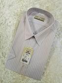 【JACKLEE J26056】紫藍間橘條 長袖/短袖 男襯衫