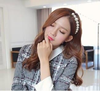 [協貿國際]  韓式髮箍珍珠控大小串珠髮箍髮飾 (4個價)