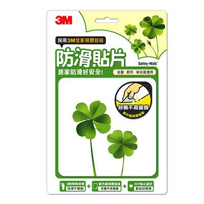 【佳兒園婦幼館】3M 防滑貼片-植物