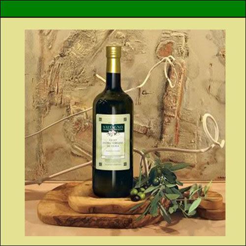 義大利 SALVAGNO Extra Virgin頂級冷壓橄欖油(1000ml)