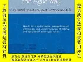 二手書博民逛書店Getting罕見Results The Agile WayY364682 J.d. Meier Innova