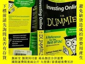 二手書博民逛書店Creating罕見Web Pages for Dummies1