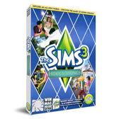 【軟體採Go網】PCGAME★新品現貨供應★模擬市民3:密泉鎮 物件包(The Sims 3 Hidden Springs)英文版
