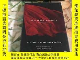 二手書博民逛書店THE罕見COMMUNIST MANIFESTO:A MODERN EDITIONY204356 Friedr