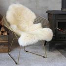 ins鐵藝北歐椅子網紅靠背餐椅簡約梳妝化妝椅金屬金色鏤空鐵絲椅 夢幻小鎮「快速出貨」