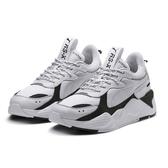 Puma RS-X Core 白黑 男女 運動鞋 老爹鞋 慢跑鞋 鋼彈 炫雅 厚底 休閒鞋 36966601