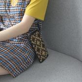 肩背包-亮片時尚休閒便利百搭女斜背包2色73so12【巴黎精品】