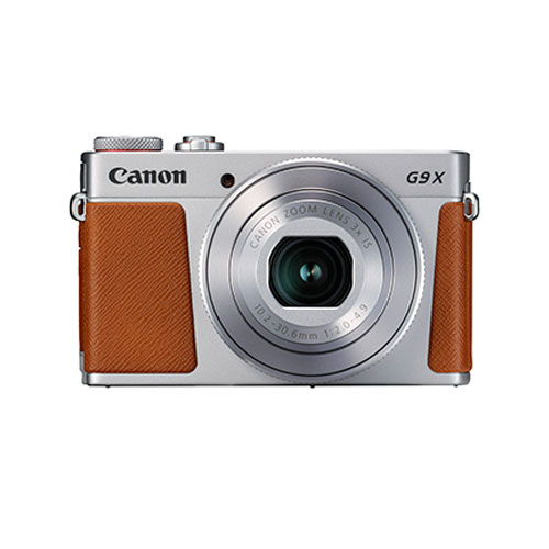 CANON PowerShot G9X Mark II數位相機 - 銀【愛買】