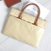 公事包女筆記本電腦包手提包公文包簡約時尚大方商務包cp170【野之旅】