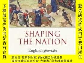 二手書博民逛書店Shaping罕見The Nation: England 136