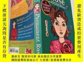 二手書博民逛書店permanent罕見rose 永久玫瑰Y200392 不祥
