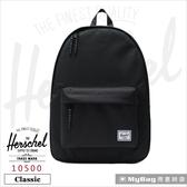 Herschel 後背包 黑色 經典後背包 10500 Classic-001 得意時袋