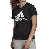 Adidas W BL T 女 黑 運動 休閒 短袖 GL0722