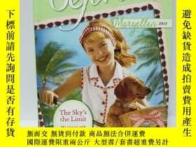二手書博民逛書店The罕見Sky s the Limit: My Journey With MaryellenY22565 不