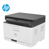 【HP 惠普】Color Laser MFP 178nw 彩色鐳射多功能印表機(4ZB96A) 【免網登送85午茶序號-12月中簡訊發送】