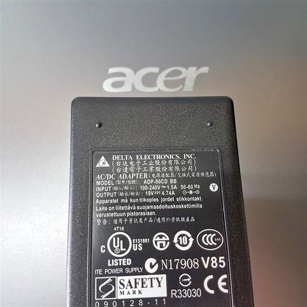 宏碁 Acer 90W 原廠規格 變壓器 Aspire 7530 7535 7535G 7720 Gamer 7720-3A2G12Mi 7720-5A2G16Mi 7720G 7720Z 7730 7735 7735G