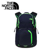 【The North Face 20L 輕量多功能背包 藍/綠】 NF00CLG6/背包/輕量背包/後背包