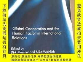 二手書博民逛書店ROUTLEDGE罕見GLOBAL COOPERATION SERIES勞特利奇全球合作系列:Global Coo
