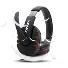 便攜式 伸縮設計 高清音質 麥克風 耳麥 A7 遊戲耳機 電腦耳機 頭戴式 耳機 3.5mm音源 輕量 久戴不累