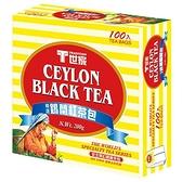 T世家精選錫蘭紅茶包2G x100【愛買】