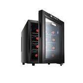 富信 JC-33AW紅酒櫃子 恒溫恒濕小型家用酒櫃冰吧冷藏櫃雪茄櫃  ATF 『極有家』