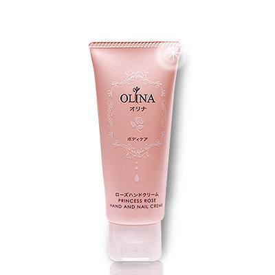 【七三七香水精品坊】OLINA 玫瑰經典白金護手霜80g