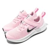 Nike 童鞋 Star Runner 3 PSV 粉紅 黑 魔鬼氈 小朋友 運動鞋【ACS】 DA2777-601