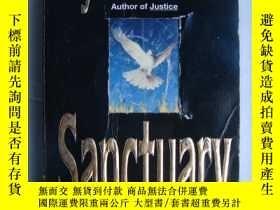 二手書博民逛書店Sanctuary罕見英文原版 1995年版Y146810 Fa