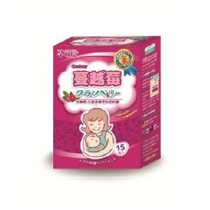 孕哺兒Ⓡ口服清新蔓越莓(3g)15包入