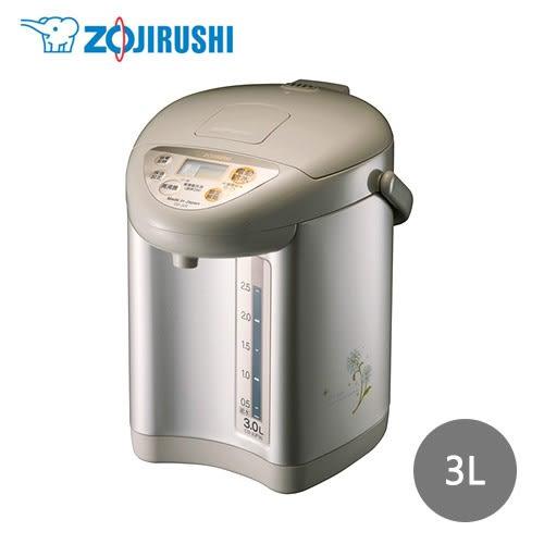 *加碼贈電子行李秤*【象印】3.0L微電腦三段定溫電熱水瓶 CD-JUF30