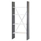 [ 家事達 ]  樹德SH-75   置物架 (4層)-DIY/ 收納架 特價 置物櫃/收納櫃/整理櫃/分類櫃