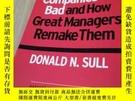 二手書博民逛書店Why罕見Good Companies Go Bad and How Great Managers Remake