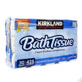 Kirkland Signature 科克蘭 捲筒衛生紙 425張 X 30捲